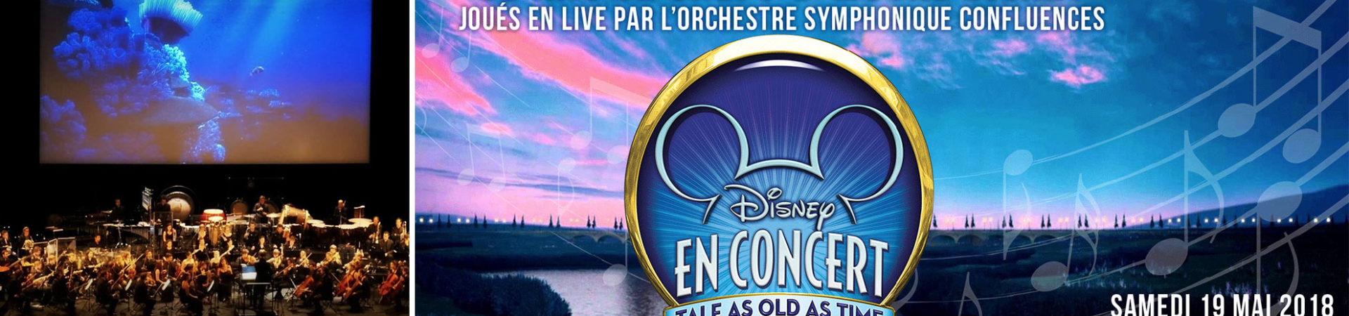 Disney in Concert – 80 years Anniversary