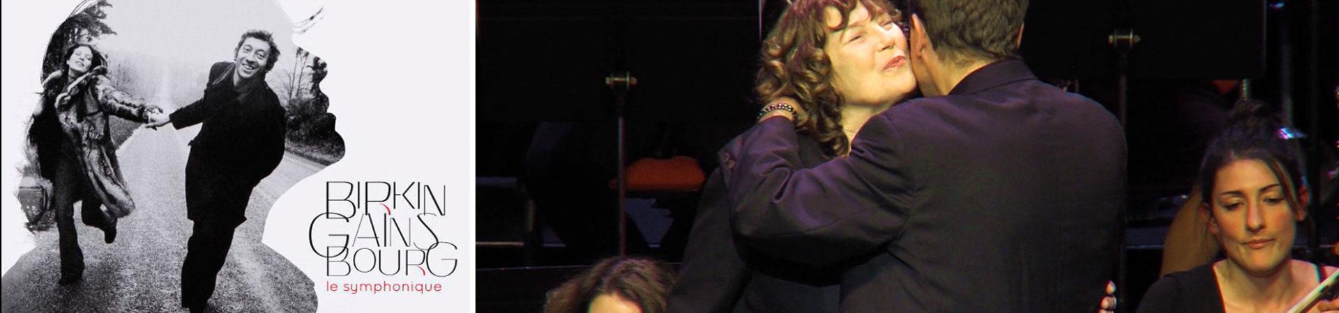 Jane Birkin « Gainsbourg Symphonique »
