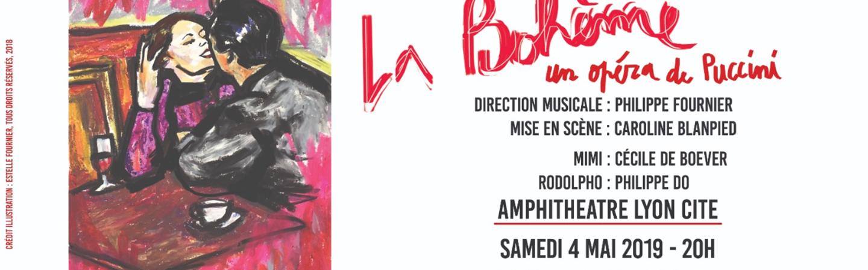 Concerts de la Cité : La Bohème, un opéra de Puccini